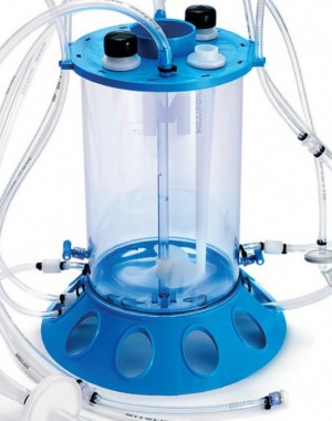 Single-use bioreactor CellReady 3L