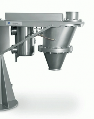 Conical gentle crusher