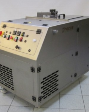 Industrial mini-tempering machine