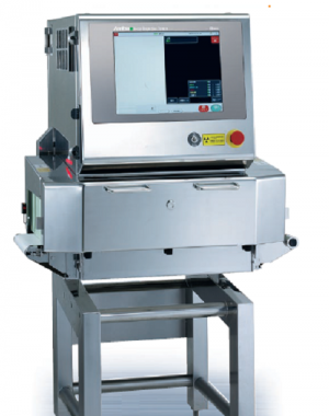 High sensitivity X-ray inspection system