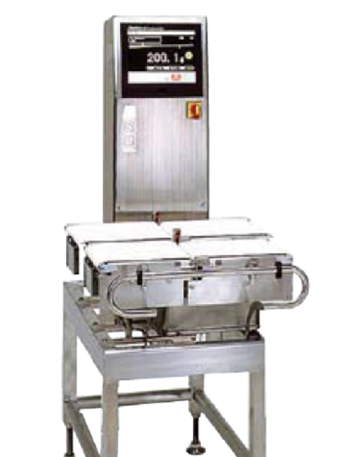 Checkweigher for stand-up pouches