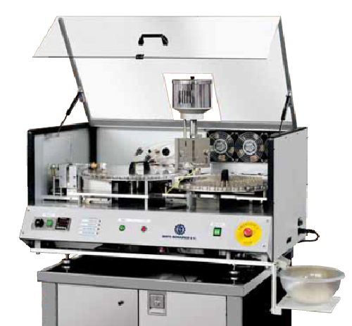 R&D hard gelatin capsule sealing machine