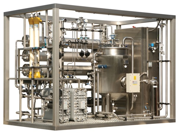 Purified water systems