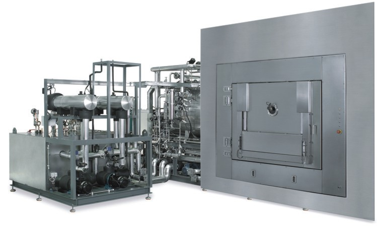 Custom engineered freeze dryer