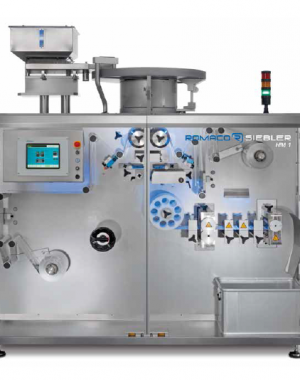 High-speed strip packaging machine