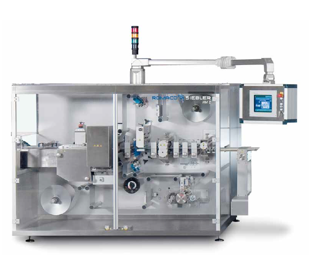 Versatile strip packaging machine