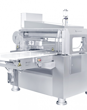 High-speed strand cutting machine
