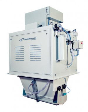 High-capacity bulk weighers