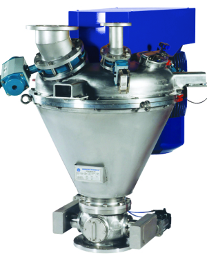 High-shear impact mixer