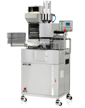 Laboratory capsule filler for liquid solutions