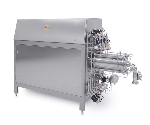 Aseptic aerator for food products