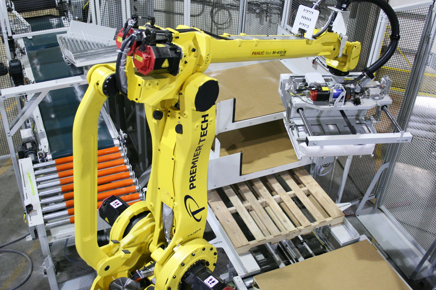 Premier Tech Chronos Fanuc