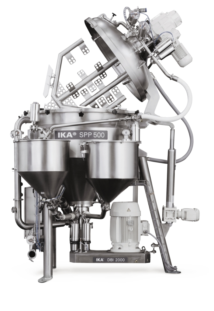 Cost-effective homogenizing and emulsifying system