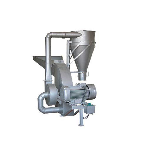 Hammer mill for coffee beans