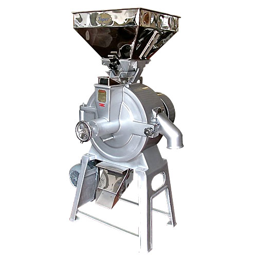 Stone mill for coffee beans