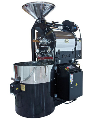 Shop coffee roaster