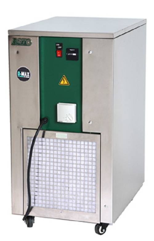 Dehumidifier for difficult wet airflows