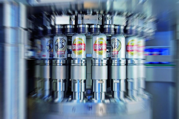 Low-speed can seamers for the beverage industry