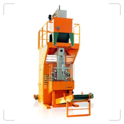 Vertical form, fill and seal machine for bags from 5 to 50 kg
