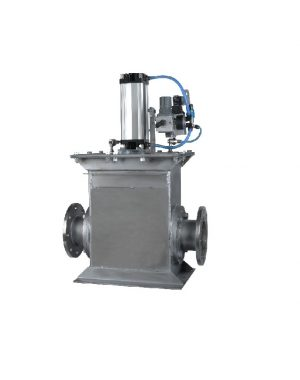 2-way diverter valves for pneumatic conveying