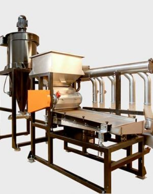 Chocolate bean to bar line 200kg