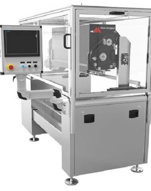 Compact extruder for bakery masses