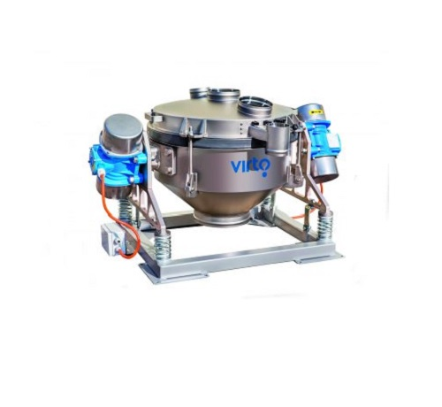 Multifrequency sieve for separation of difficult particles