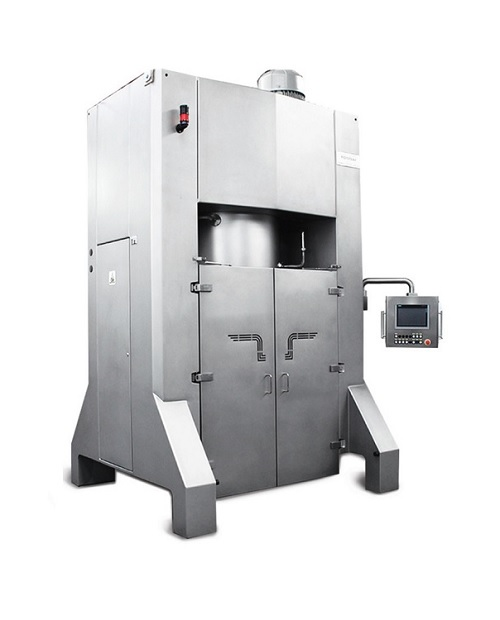 Planetary mixer for confectionery and bakery production