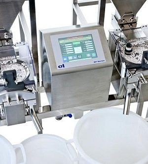 Waste minimization weight sorter for tablets & capsules