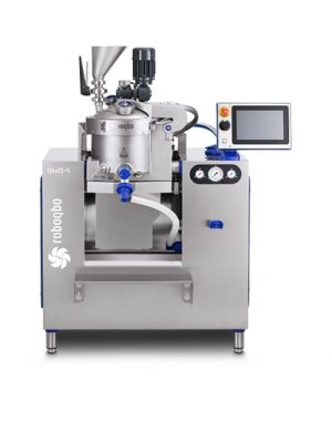 Multi-functional food processor for a high sugar percentage pastes production