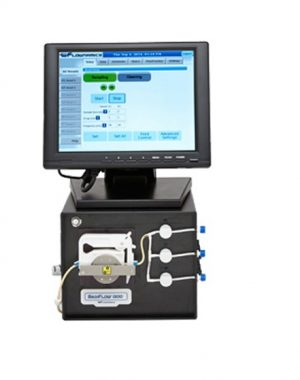 Entry-level automated on-line sampling system