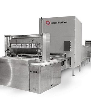 Starch-free depositor for soft confectionery