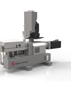 Benchtop extruder for cereals and snacks
