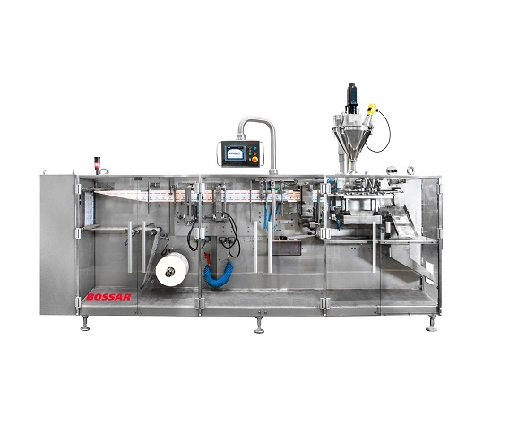 Entry level HFFS Machine for flat sachets
