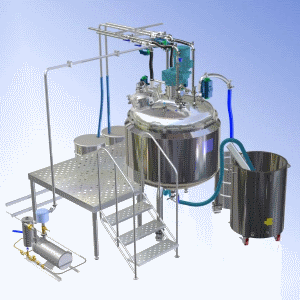 Gelatin melters and tanks