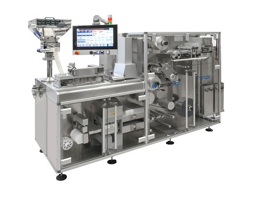 Entry-level blister packaging machine