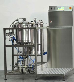 Medicinal plant extraction machine - Vekamaf industry experts