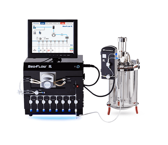 Fully Automated On-Line Sampling for Bioprocesses