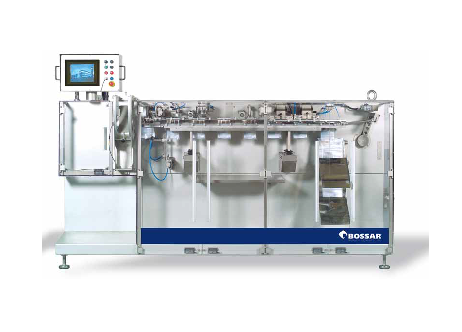 Retort Pouch Packaging Machine