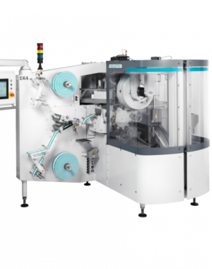 High-speed Double Twist Wrapping Machine for Hard Candy