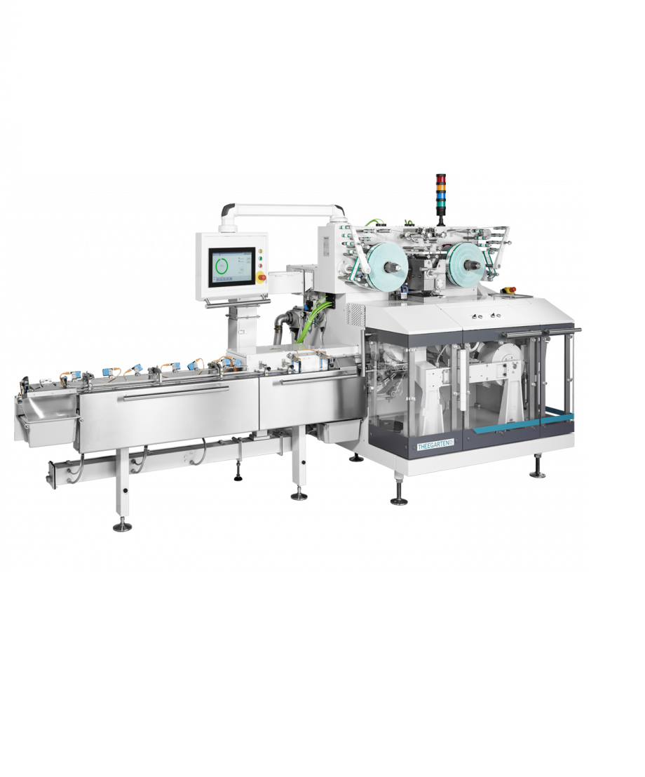 High-speed Bunch Wrapping Machine for Chocolate