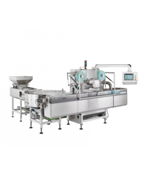 High-speed Flow Pack Wrapping Machine for Hard Candy and Jellies