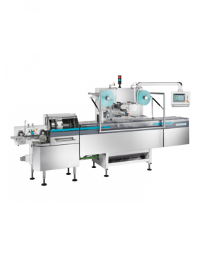 High-speed Cut & Wrap Flow Pack Machine