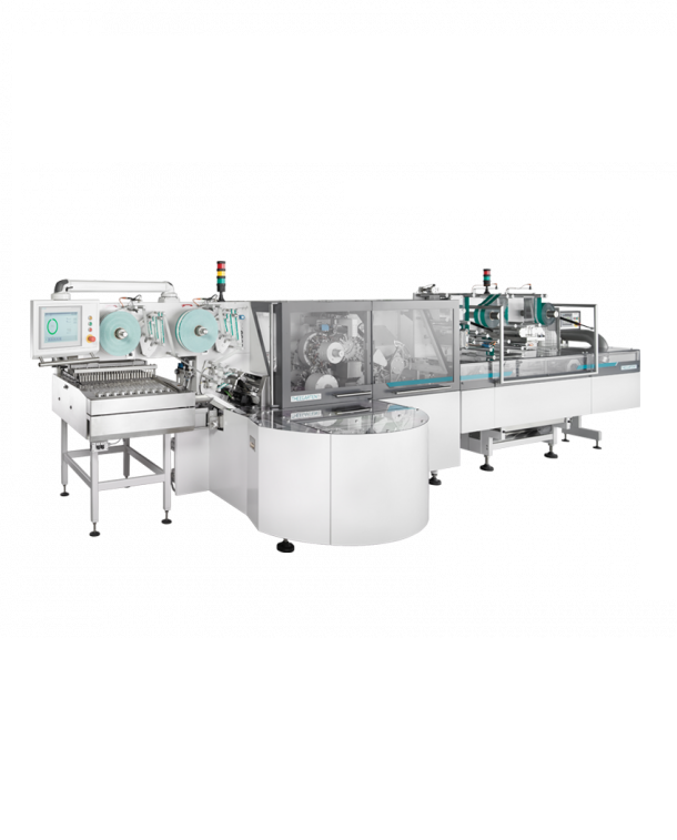 High-speed Fold Wrapping Machine for Hard Candy