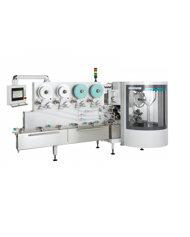 Medium-speed Flexible Wrapping Machine for Chocolates