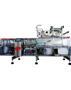 Flow Wrap machine for biscuits