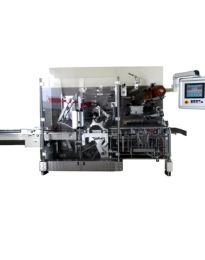X fold  packaging machine for crackers