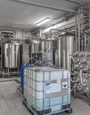 CIP system for beverage