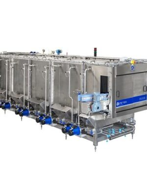 Craft beer pasteurizer
