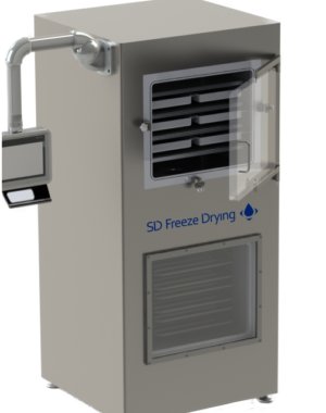 Pilot scale freeze dryer